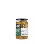 Rohelised kivideta oliivid 400g