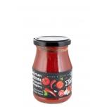 Tomatipasta vütsikas Florina pipraga 350g, Apetin