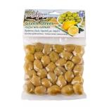 Oliivid rohelised 200g sidruniga